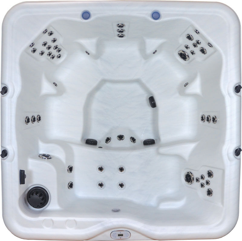 Cove Spas HP3 top view